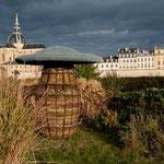 Champicomposteur au potager du Roi Sculptillonnage © Alexandre Petzold