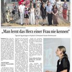 Quelle: Täglicher Anzeiger Holzminden vom 29. Juli 2013, Artikel von Frank Müntefering