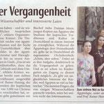 Neue Westfälische Nr. 174 vom 30. Juli 2013, Artikel von Simone Flörke