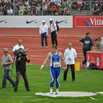 David Storl Kugel 20,96 m