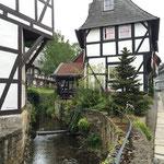 Das Zipfelmützenhaus in Goslar