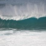 wow, was für Wellen