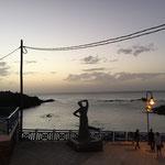 am alten Hafen in El Cotillo