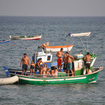 die Fischer etc. feiern mit