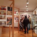 Die Ausstellung zeigte Fotodokumentationen der Sonderausstellungen aus  30 Museumsjahren