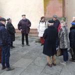Auf irischen Spuren durch Würzburg, Führung mit Jürgen Gottschalk, 03.12.2016