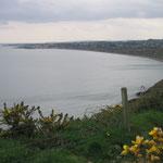 Cliff Walk von Bray nach Greystones