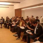 Treffen der Deutsch-Irischen Gesellschaften, Irische Botschaft Berlin