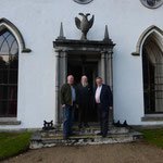 Irlandreise, Luggala, 31.10.2013 (Matthias Fleckenstein, Garech Browne, George Jones)