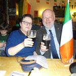 St. Patrick's Day, 17.03.2017 (Elke Wagner, Matthias Fleckenstein
