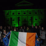 St. Patrick's Day, Rathaus, 17.03.2016