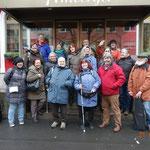 DIF Bayern zu Besuch in Würzburg, 21.02.2016