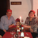 Irish Christmas Dinner, Bürgerspital, 28.11.2014