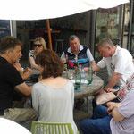 Führung Bürgerbräu mit irischen Gästen, 01.07.2016