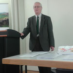 Vortrag von Prof. Dr. Ernst Burgschmidt, 11.11.2015