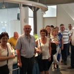 Führung Bürgerbräu mit irischen Gästen, 01.07.2016 (Foto: Michael Beckhäuser)