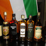 Whiskeyprobe zum St. Patrick's Day, 15.03.2013