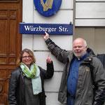 Neue Adresse für die Irische Botschaft? 19.10.2015 (Eva-Maria Barklind-Schwander, Matthias Fleckenstein)