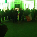 St. Patrick's Day, Rathaus, 17.03.2014