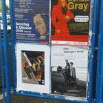 Im Stadtbild vertreten: Die Synge-Ausstellung, September 2014