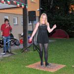 Jubiläumsfest, 02.07.2016: Tatjana Kramhöller