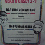 Sean-O'Casey-Abend im Chambinzky, 08.11.2017