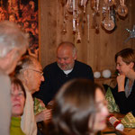 Traditional Irish Christmas Dinner, Alte Mainmühle, 03.12.2013
