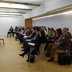 Irische Botschaft, Berlin: Treffen der Deutsch-Irischen Gesellschaften 01.12.2012, links: Botschafter Dan Mulhall