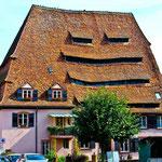 Wissembourg (F) - Salzhaus