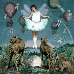 Dragonfly Dancer, 2014, als Postkarte verfügbar