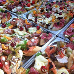 Unsere bunte Welt der Canapes