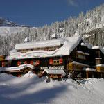 Waldesruh im Winter