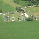 Naby Field mit Campground