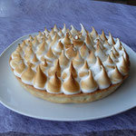 Lemon Pie con merengue suizo