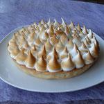 Lemon Pie con merengue suizo