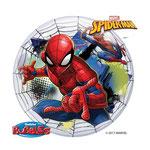 poczta balonowa -spiderman