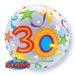 poczta balonowa - kolorowa 30-stka