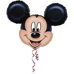 balon myszka mik i duży głowa