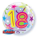 poczta balonowa - kolorowa 18-nastka