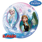 Balon z helem frozen bubbles