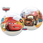 poczta balonowa - cars