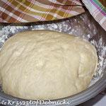 Il pane fatto in casa. Questa foto ci arriva dai nostri amici polacchi Ewa e Krzysztof.