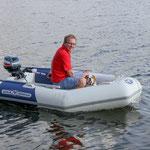 Connes wird wohl zum Seefahrer