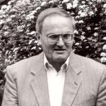 Schulleiter Meinhard Ritterbach 1995