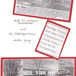 Am 30.04.1985 wurde auch die Dreifachturnhalle offiziell übergeben.