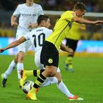 SAT.1 Allstars vs. BVB Saki & Erik Durm