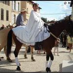 Cavalcade en costumes