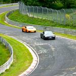 Nordschleife Sportwagen Rennwagen selber fahren