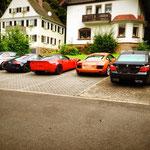 Sportwagen nordschleife Nürburgring selber fahren