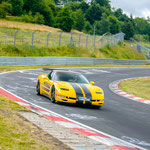 Nordschleife Rennwagen selbst fahren Corvette